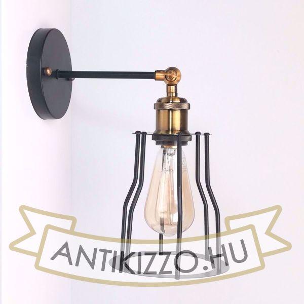 antik-fali-lampa-raccsal