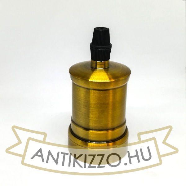 edison-izzo-foglalat-antik-sargarez-szin-e27
