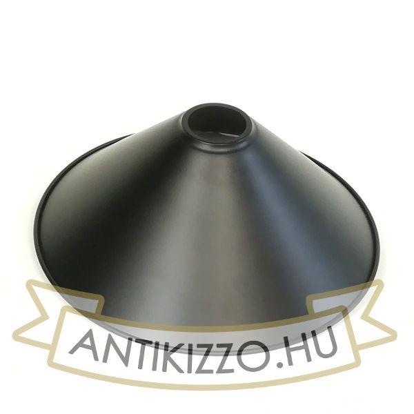 fem-lampabura-260mm-x100mm-matt-fekete-szin