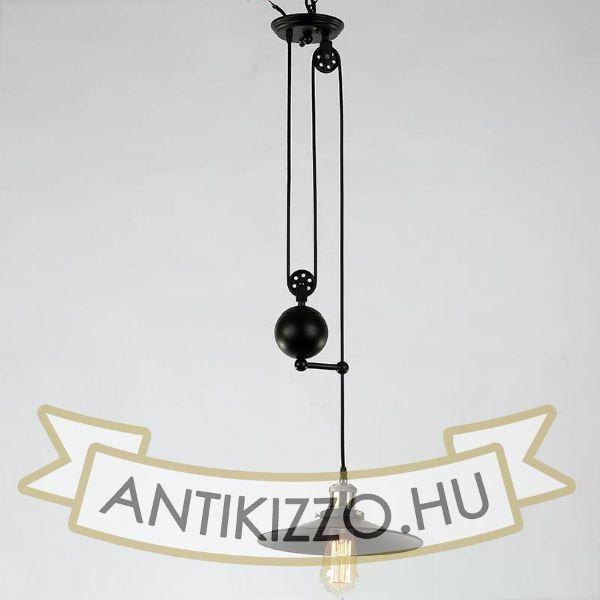 antik-1-es-csiga-lampa