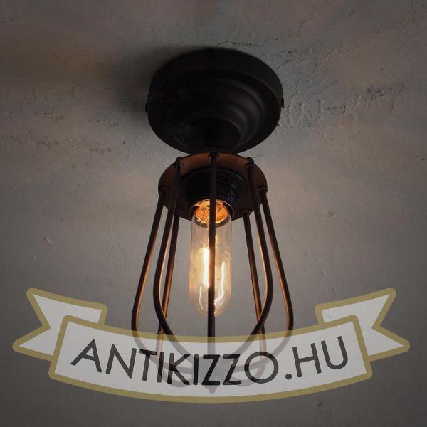 antik-plafonra-szerelheto-lampa-racsos-buraval