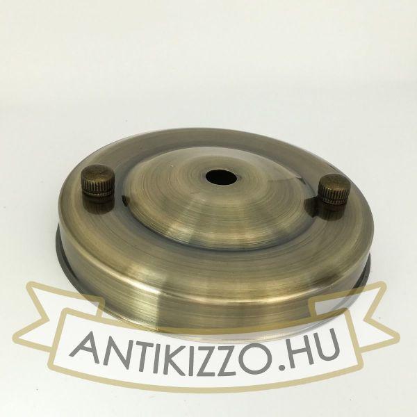 plafontarcsa-mennyezetirozsa-105mm-kupos-antik-bronz-szin
