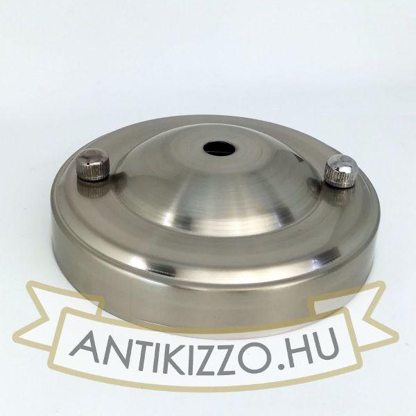 plafontarcsa-mennyezetirozsa-105mm-kupos-antik-matt-krom-szin