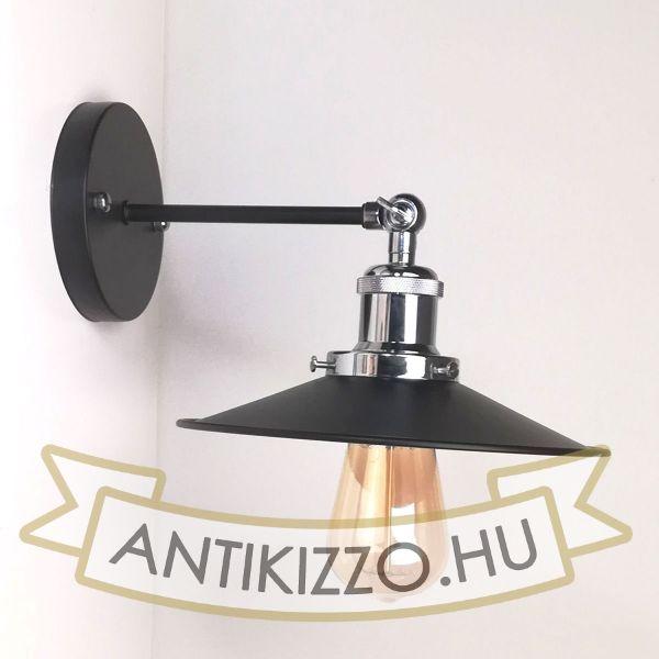 antik-fali-lampa-lapos-buraval-krom-foglalattal