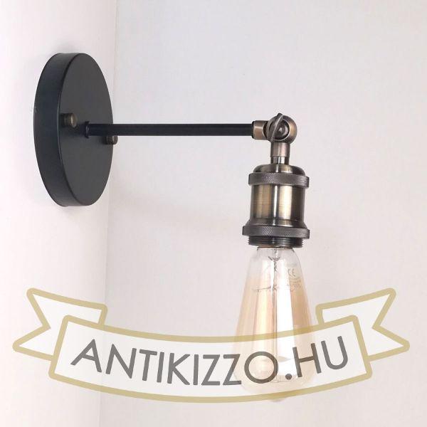 antik-fali-lampa-matt-fekete-antik-bronz-szin