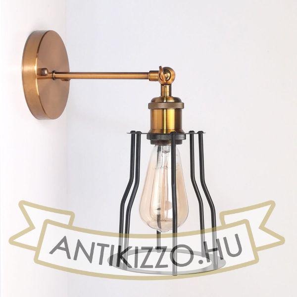 antik-fali-lampa-antik-sargarez-szin-csepp-alaku-raccsal