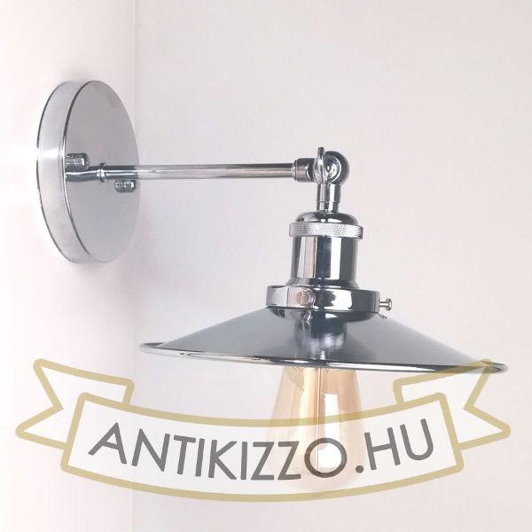 antik-fali-lampa-fenyes-krom-szin-krom-lapos-buraval
