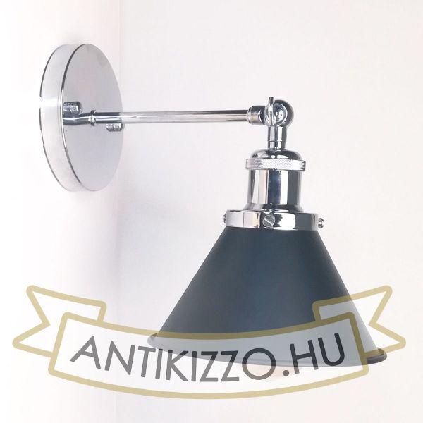 antik-fali-lampa-fenyes-krom-szin-kis-buraval