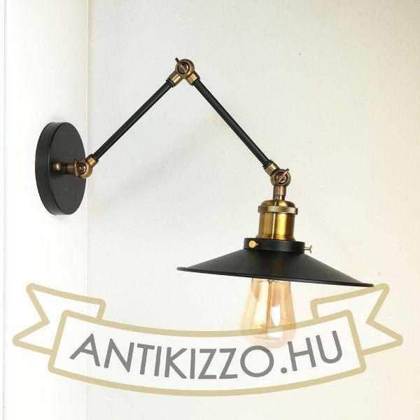 antik-fali-olvaso-lampa-lapos-buraval