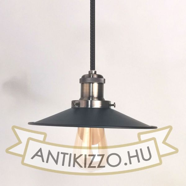 antik-fuggesztek-lampa-mattfekete-antik-bronz-szin-lapos-buraval