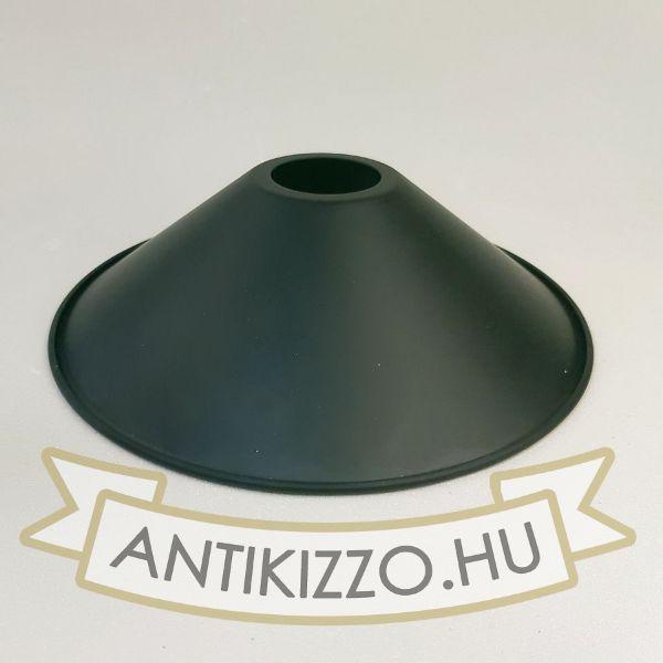 fem-lampabura-220mm-x-60mm-matt-fekete-szin