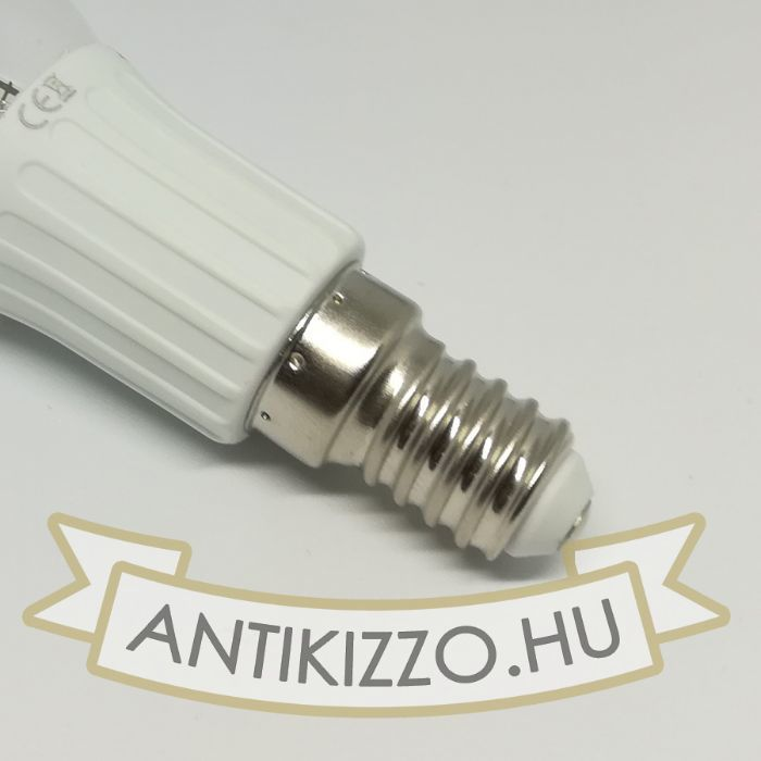 LED filament dekor izzó - C35 - 4 watt E14
