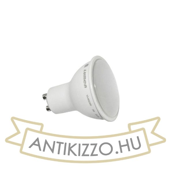 LED GU10 - 3 watt spot fényforrás