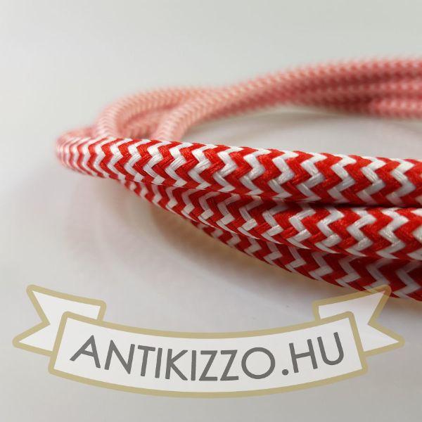 textilkabel-szovetkabel-antik-vezetek-feher-piros-tarka-vasalokabel-2x075