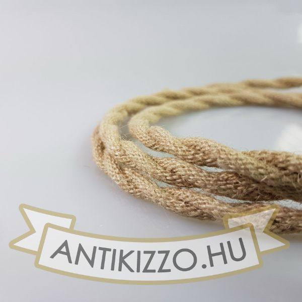 textilkabel-szovetkabel-antik-vezetek-vilagos-bezs-fonott-kender-2x075