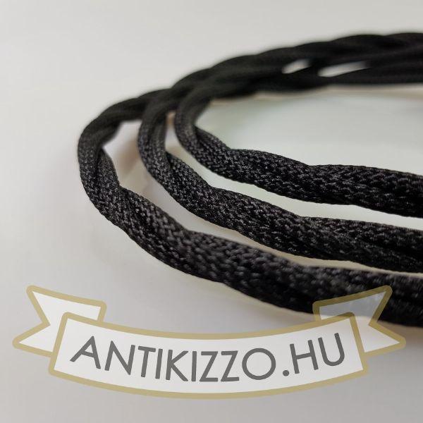 fonott-textilkabel-szovetkabel-antik-vezetek-fekete-3x075