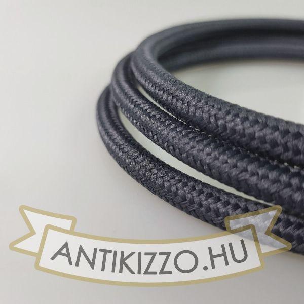 textil-kabel-grafit-2x0.75