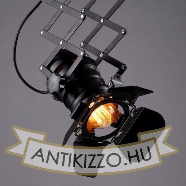 Ipari stílusú reflektor lámpa - E27