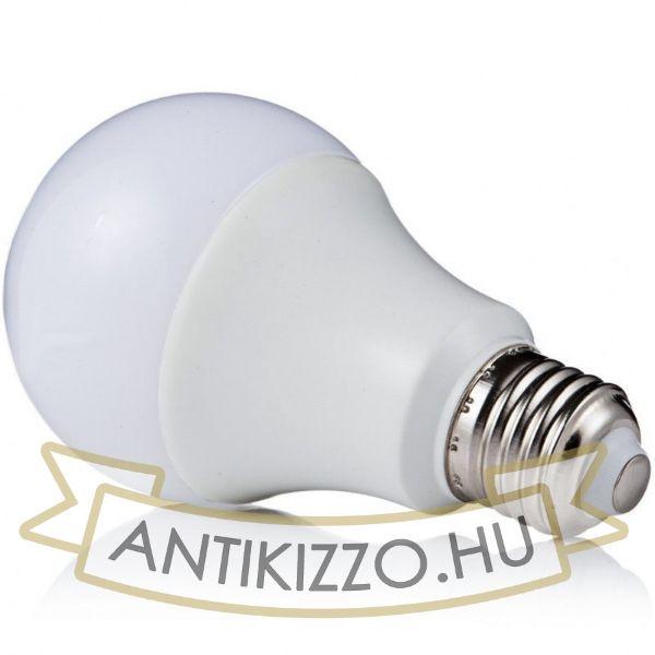 LED opál körte izzó - 10 watt - hideg fehér 1000LM