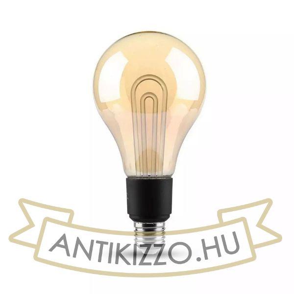 LED Smd fényforrás - G100 - 5 watt - meleg fehér
