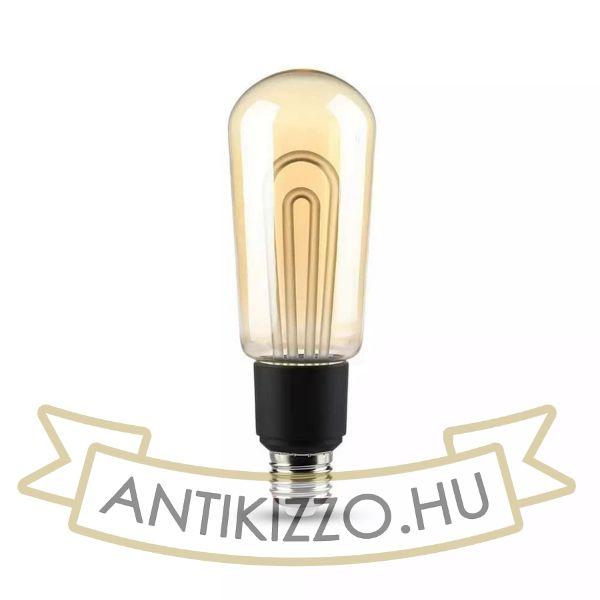 LED Smd fényforrás - T60 - 5 watt - meleg fehér