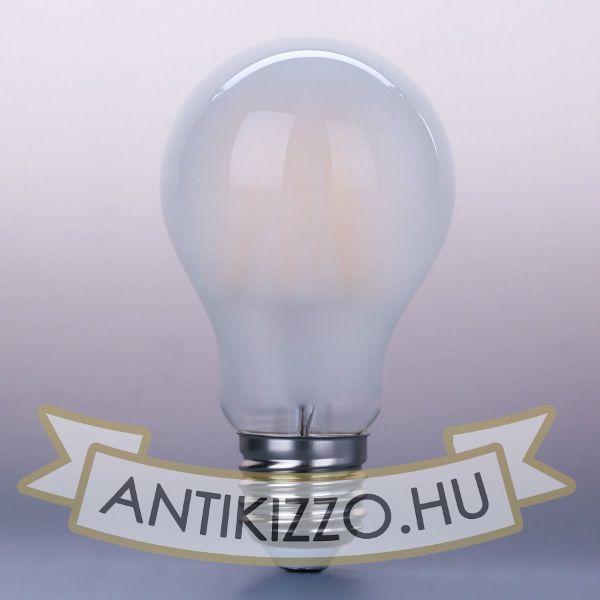 LED filament dekor izzó - A60 - 6 watt - szabályozható