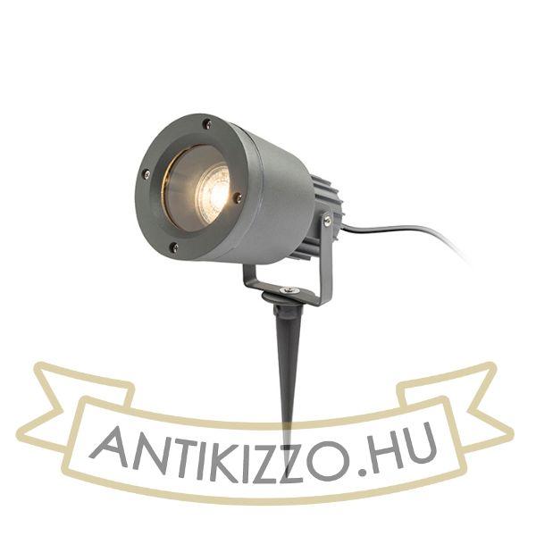 Kép CORDOBA leszúrható spot lámpa anrtracitszürke  230V GU10 35W IP54 3000K