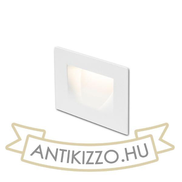Kép PER süllyesztett lámpa fehér  230V LED 3W IP54  3000K