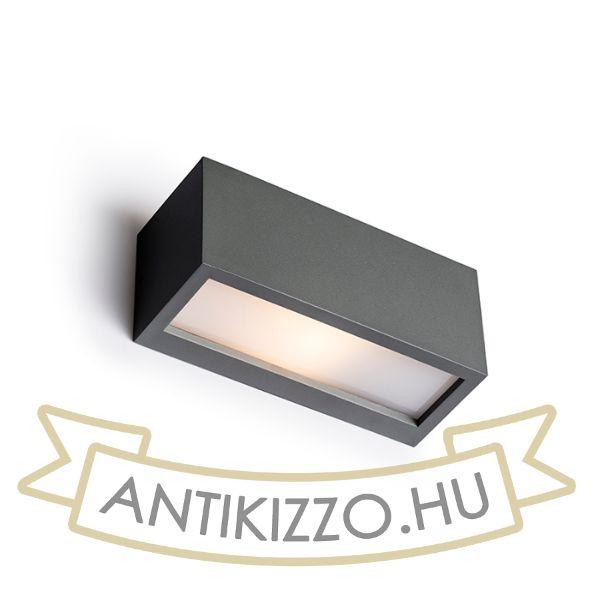 Kép DURANT UP - DOWN fali lámpa anrtracitszürke  230V E27 18W IP54