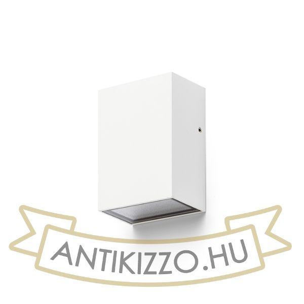 Kép PEKKO fali lámpa fehér  230V LED 3W 67° IP54  3000K