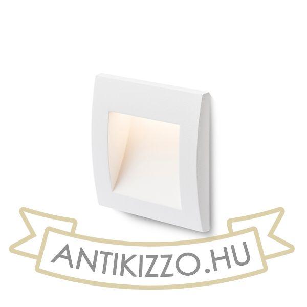 Kép GORDIQ S süllyesztett lámpa fehér  230V LED 1.5W IP65  3000K