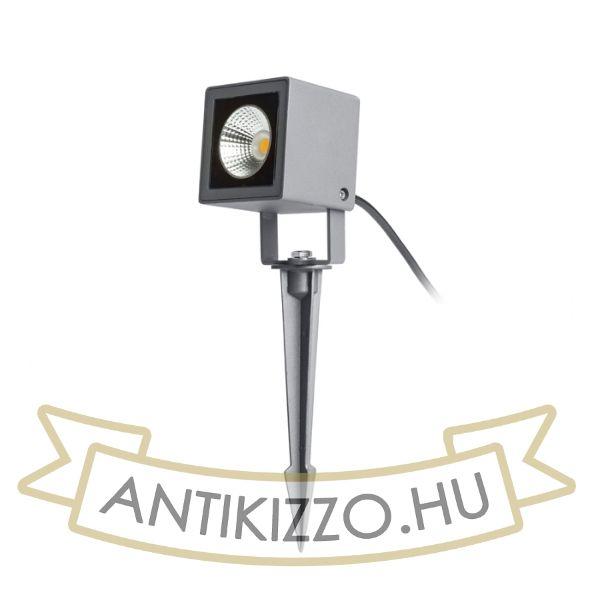 Kép BORA leszúrható spot lámpa anrtracitszürke  230V LED 6W 50° IP54  3000K