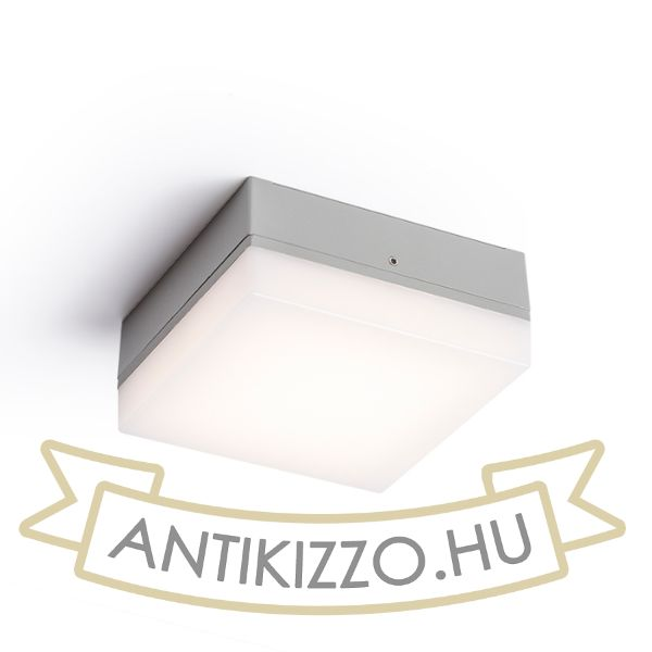 Kép SPECTACLE felületre szerelhető ezüstszürke  230V LED 5W IP54  3000K