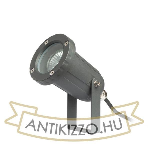 Kép HEAVY DUTY kültéri reflektor anrtracitszürke  230V GU10 50W IP65