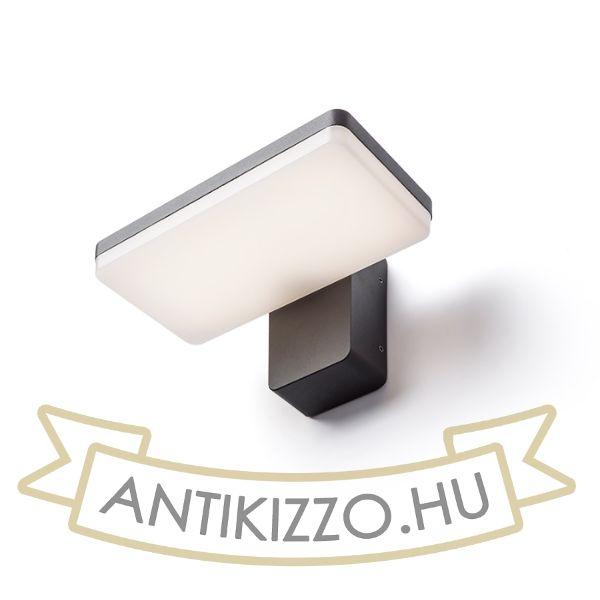 Kép RINA fali lámpa anrtracitszürke  230V LED 12W IP65  3000K