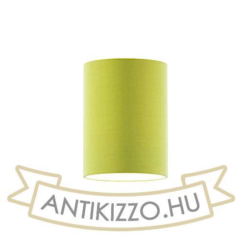 Kép RON 15/20 lámpabúra  Chintz lime/fehér PVC  max. 28W