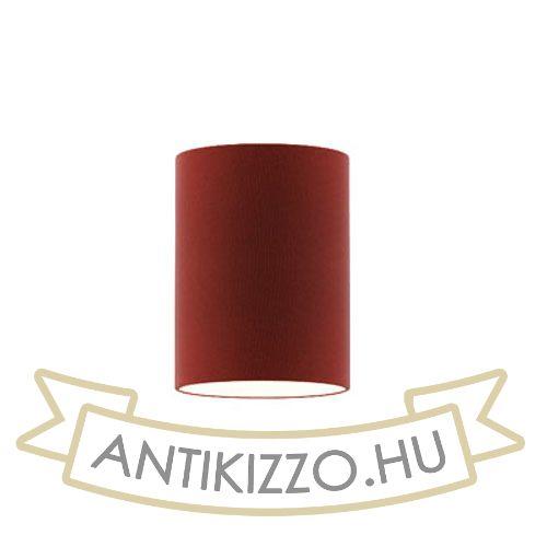 Kép RON 15/20 lámpabúra  Chintz terrakotta/fehér PVC  max. 28W