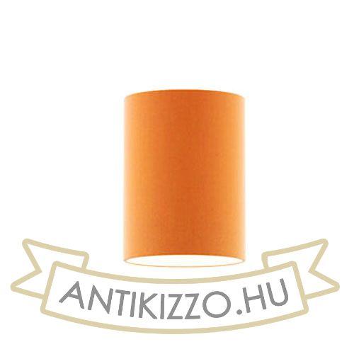 Kép RON 15/20 lámpabúra  Chintz narancssárga/fehér PVC  max. 28W