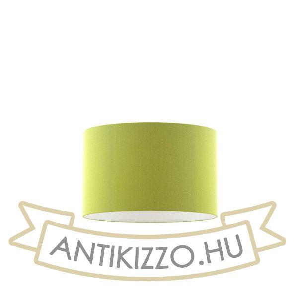 Kép RON 40/25 lámpabúra  Chintz lime/fehér PVC  max. 23W