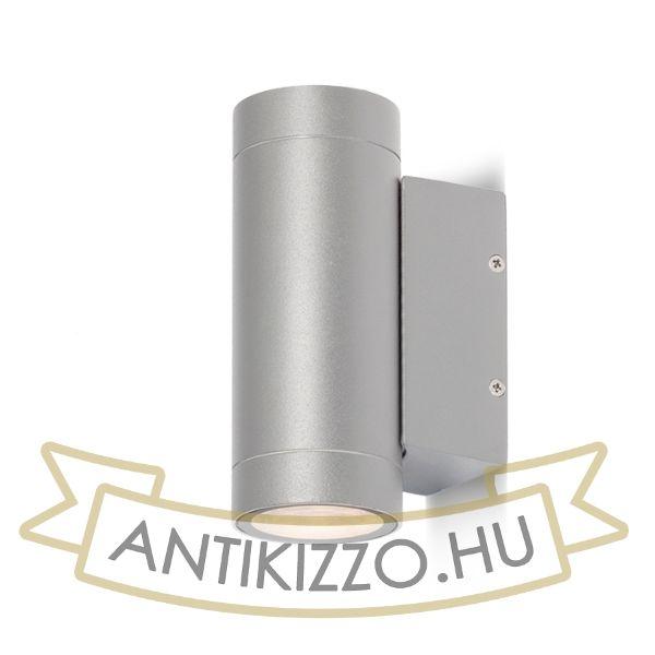 Kép MIZZI II  ezüstszürke  230V GU10 2x35W IP54