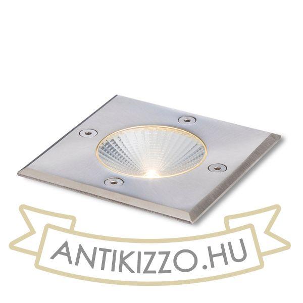 Kép RIZZ SQ 105   rozsadamentes acél 230V LED 3W 96° IP65  3000K