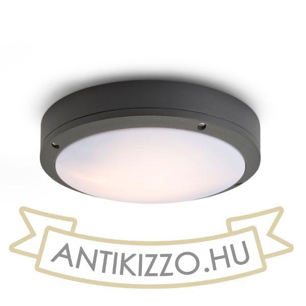 Kép SONNY mennyezeti lámpa anrtracitszürke  230V E27 2x18W IP54