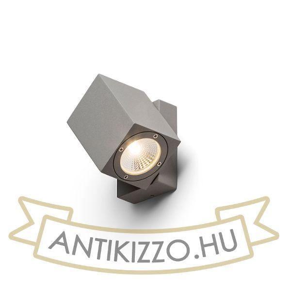 Kép DAZOOM forgatható lámpa ezüstszürke  230V/350mA LED 7W 60° IP54  3000K