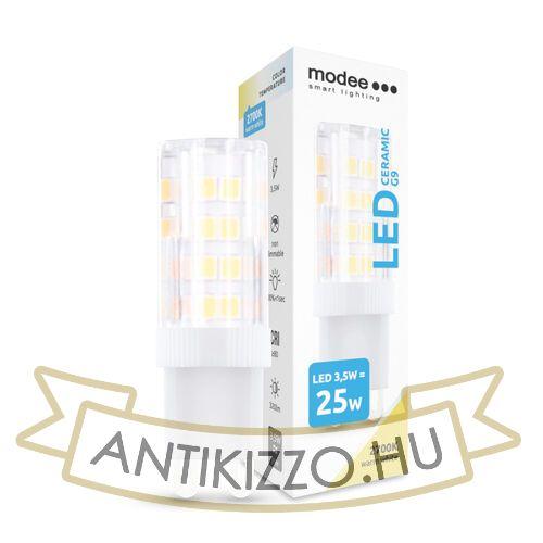 Modee Smart Lighting LED G9 Ceramic 3.5W 2700K (320 lumen)