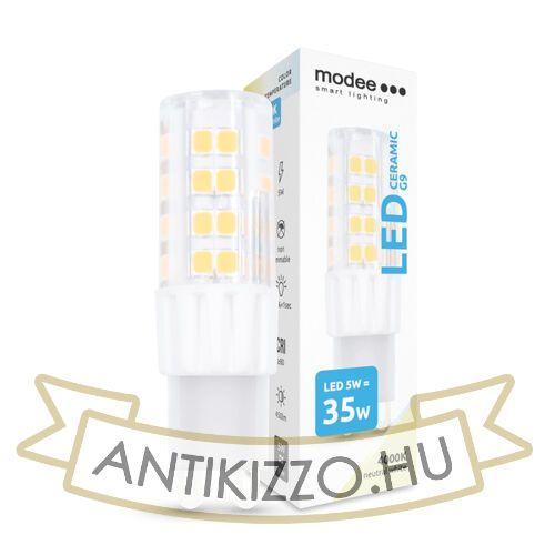 Modee Smart Lighting LED G9 Ceramic 5W 4000K (420 lumen)