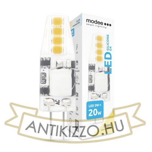 Modee Smart Lighting LED G4 Silicon COB 2W 2700K AC220-240 (180 lumen)