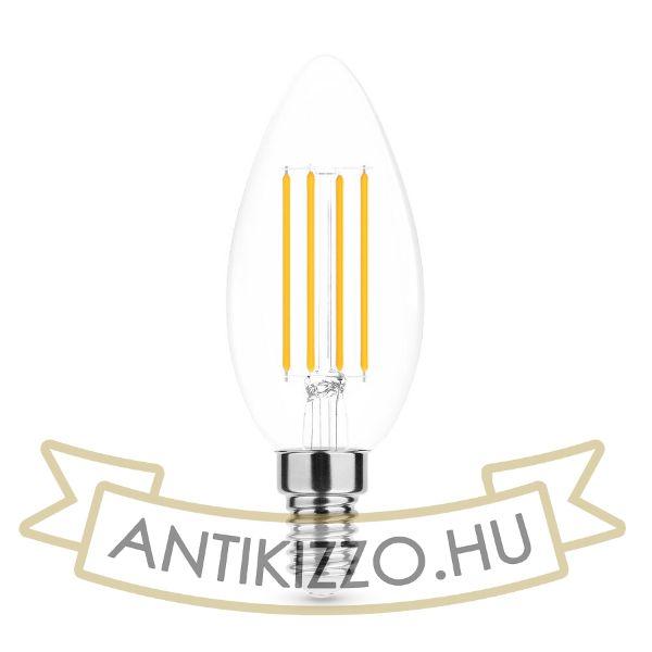 Modee Smart Lighting LED Filament Canlde C35 7W E14 360° 2700K (806 lumen)