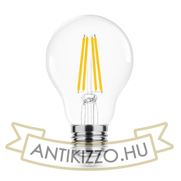 Modee Smart Lighting LED Filament Globe A60 4W E27 360° 2700K (470 lumen)