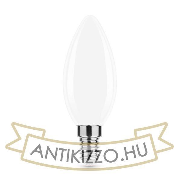 Modee Smart Lighting LED Filament Milky Candle C35 7W E14 360° 2700K (806 lumen)