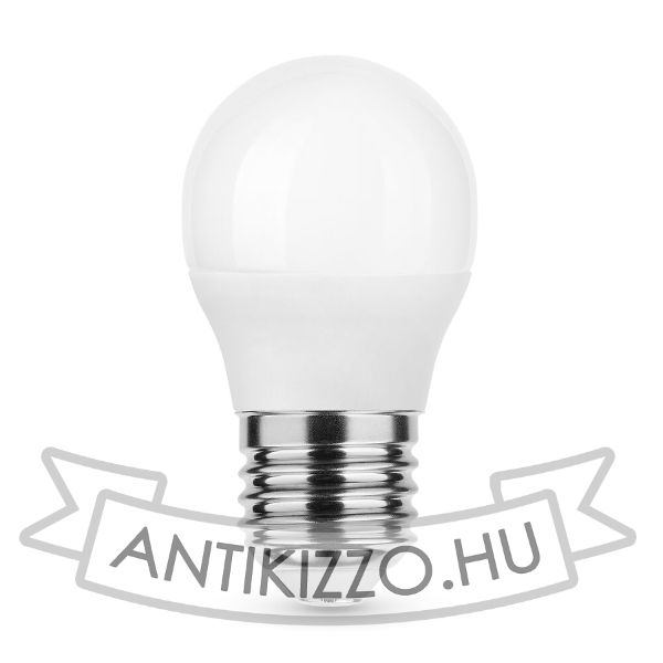 Modee Lighting LED Izzó Globe Mini G45 6W E27 180° 4000K (470 lumen)